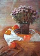 Picturi cu flori Flori de camp