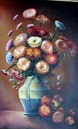 Picturi cu flori Flori f
