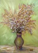 Picturi cu flori Imortele1
