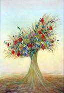 Picturi cu flori Manunchi.de.flori.de.camp