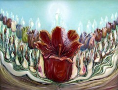 Picturi cu flori Sanzienele.ritual.000
