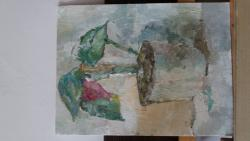 Picturi cu flori ghiveci