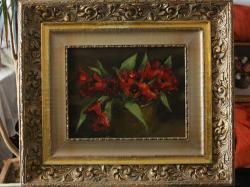 Picturi cu flori florile lui bulat