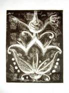 Picturi cu flori Structura vegetala