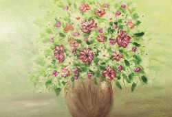 Picturi cu flori Buchet 2