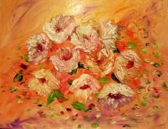Picturi cu flori Clopotei