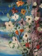 Picturi cu flori Crengute