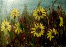 Picturi cu flori Lan