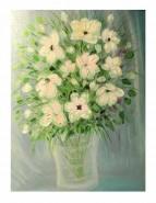 Picturi cu flori Puritate