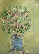 Picturi cu flori Vaza cu flori de camp