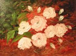 Picturi cu flori Visare