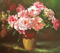 Picturi cu flori FLORI 006