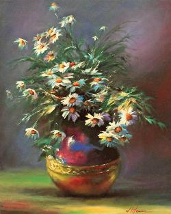 Picturi cu flori FLORI 014