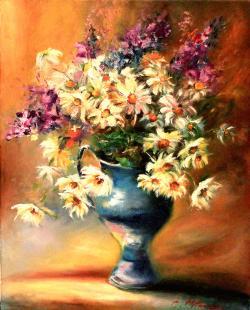 Picturi cu flori FLORI 020