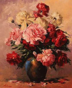 Picturi cu flori FLORI 023
