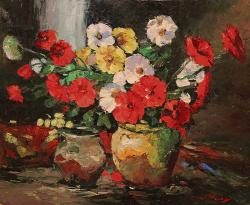 Picturi cu flori FLORI 024