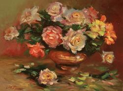 Picturi cu flori FLORI 036