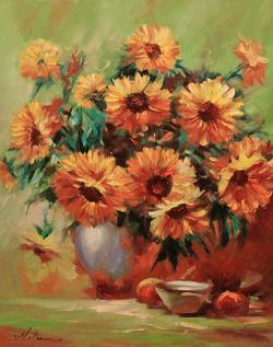 Picturi cu flori FLORI 037