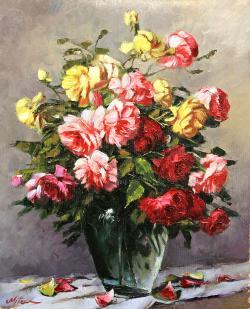 Picturi cu flori FLORI 25a