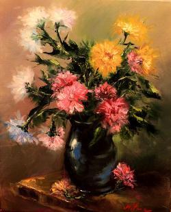 Picturi cu flori FLORI 57