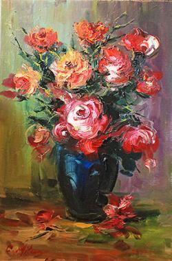 Picturi cu flori FLORI 5A