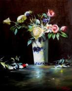 Picturi cu flori Flori 84