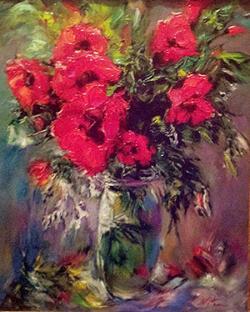 Picturi cu flori FLORII 3A