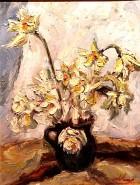 Picturi cu flori Narcise
