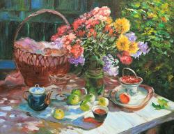 Picturi cu flori NATURA STATICA 5