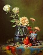 Picturi cu flori Natura statica 95