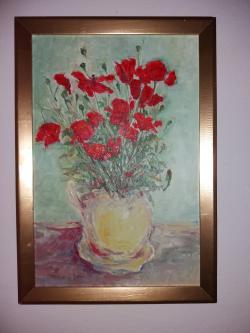 Picturi cu flori MACI Craiva