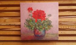 Picturi cu flori Muscata Bucuresti