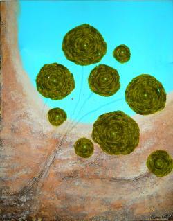 Picturi cu flori Decor Rustic - Prietenie