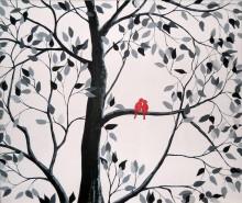 Picturi cu flori Together forever