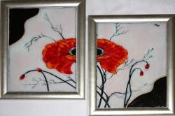 Picturi cu flori Floare de mac