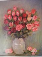 Picturi cu flori Trandafiri 1