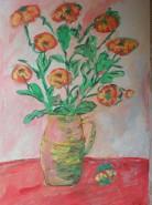 Picturi cu flori Flori12