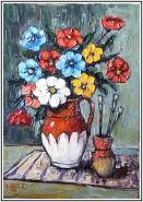 Picturi cu flori Vas cu flori 11
