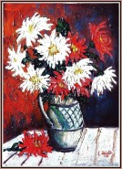 Picturi cu flori Vas cu flori 13