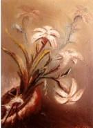 Picturi cu flori Crini