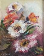 Picturi cu flori Flori de mai