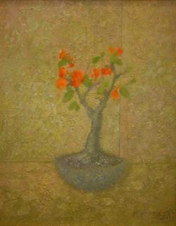 Picturi cu flori Bonsai 1