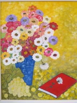 Picturi cu flori Carciumarese