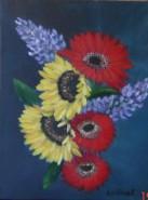 Picturi cu flori Flori1