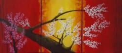 Picturi cu flori Ramura 3