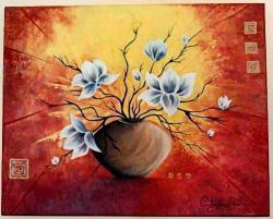 Picturi cu flori Splendoarea florilor