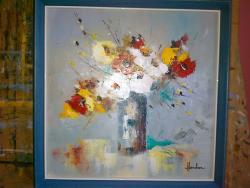 Picturi cu flori anemone 12