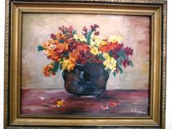 Picturi cu flori Micsunele