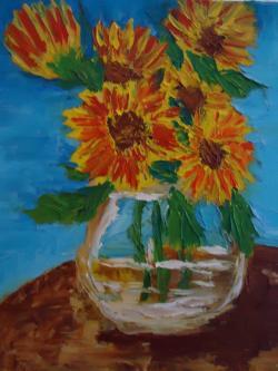Picturi cu flori cod 0010 soll