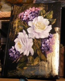 Picturi cu flori Agenda 2016 1